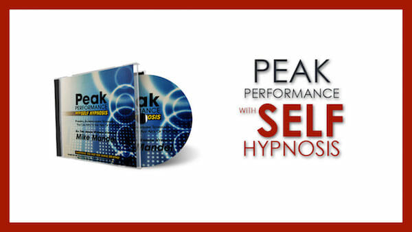 Stress Relief with Self Hypnosis product shot