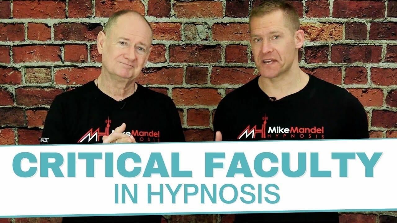 Critical faculty hypnosis