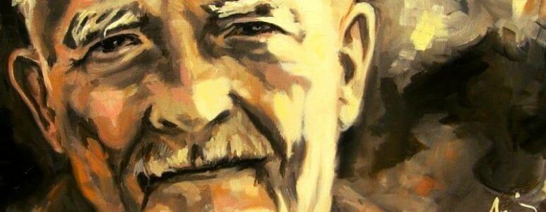 Milton Erickson Art Painting