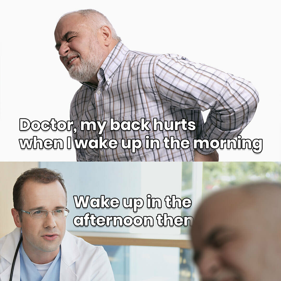 Bad Doctor Meme