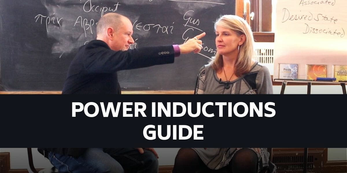 Hypnotic Power Inductions